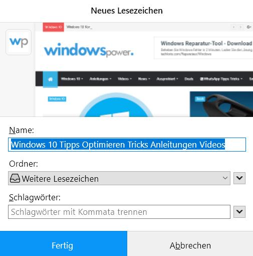 neues lesezeichen - Firefox Version 62 ist erschienen