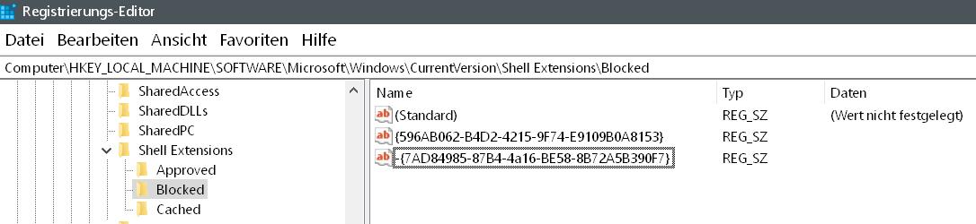 minus davor - Wiedergabe auf Gerät entfernen Windows 10