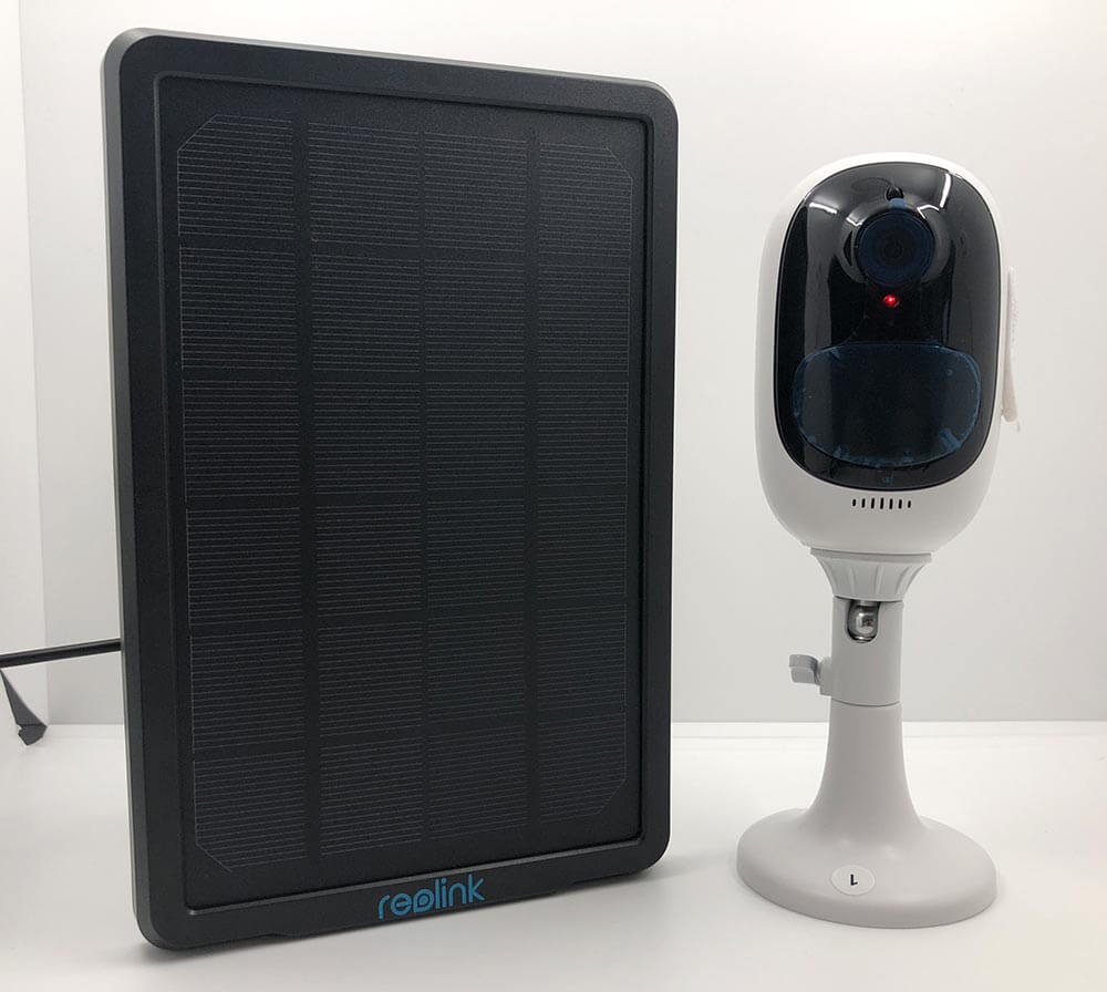 Reolink Argus Pro + Reolink Solarpanel