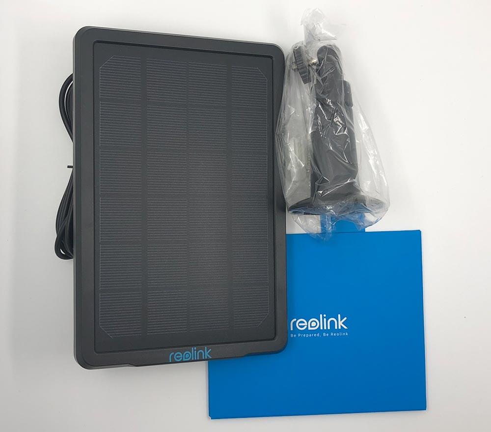 solarpanel - Reolink Argus Pro + Reolink Solarpanel Überwachungskamera ausprobiert