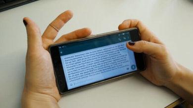 Bild von WhatsApp Text formatieren – Kursiv – Fett – Durchgestrichen