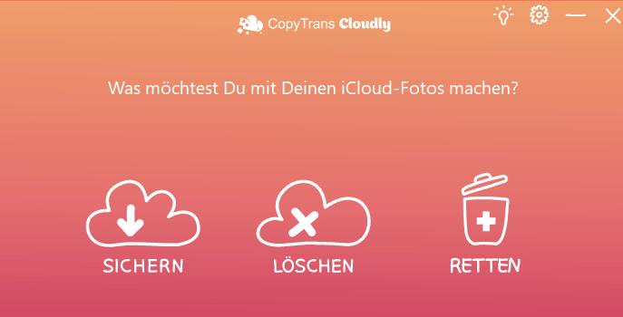 copytrans cloudly sichern loeschen wiederherstellen 687x350 - CopyTrans Cloudly ausprobiert – Wir verlosen 5 Lizenzen