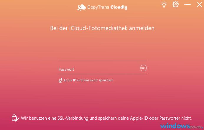 CopyTrans Cloudly