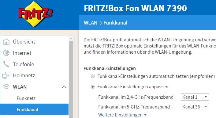 funkkanal - Signal von WLAN effektiv verstärken – endlich mehr Reichweite