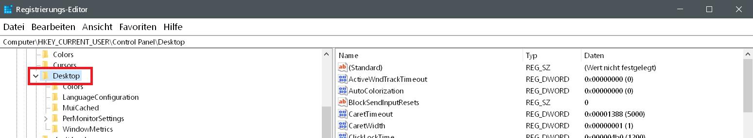 suche gefunden 1 - Startmenü Darstellung beschleunigen unter Windows