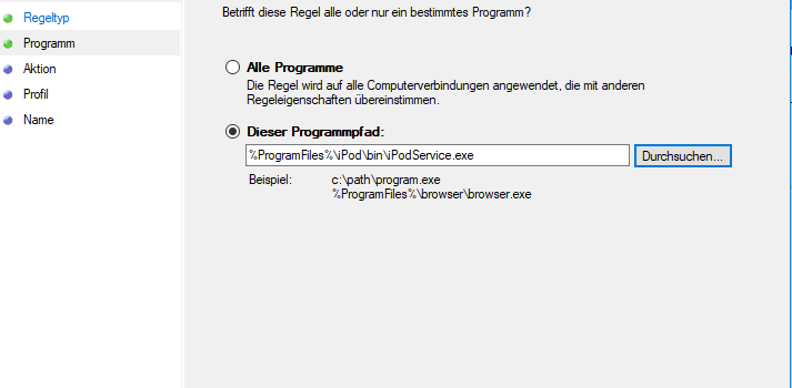 unbenannt 713x350 - Programme Blocken mit Windows Defender