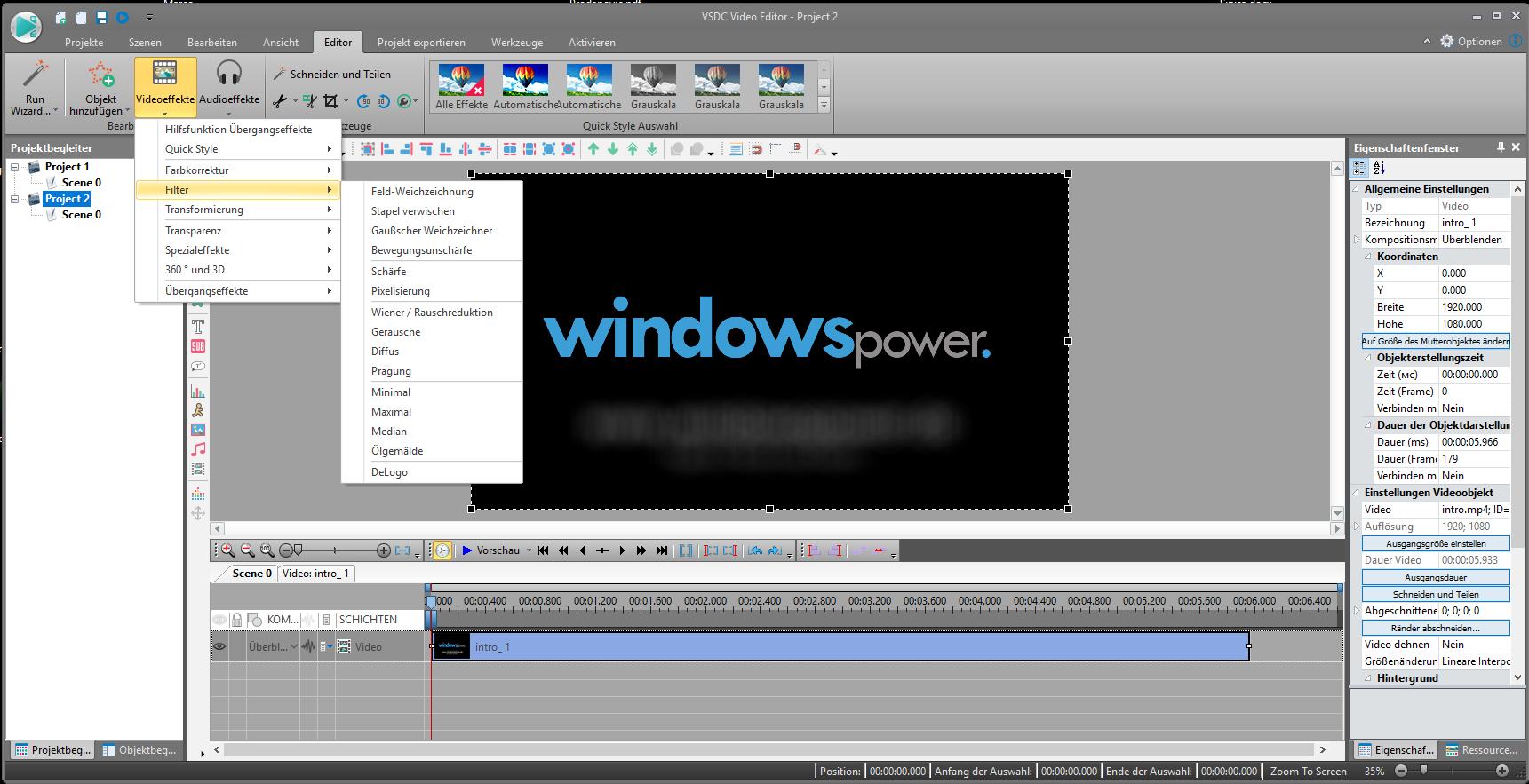 3 - VDSC Multi Video Editor Multi Tool - Wir verlosen 5 Lizenzen