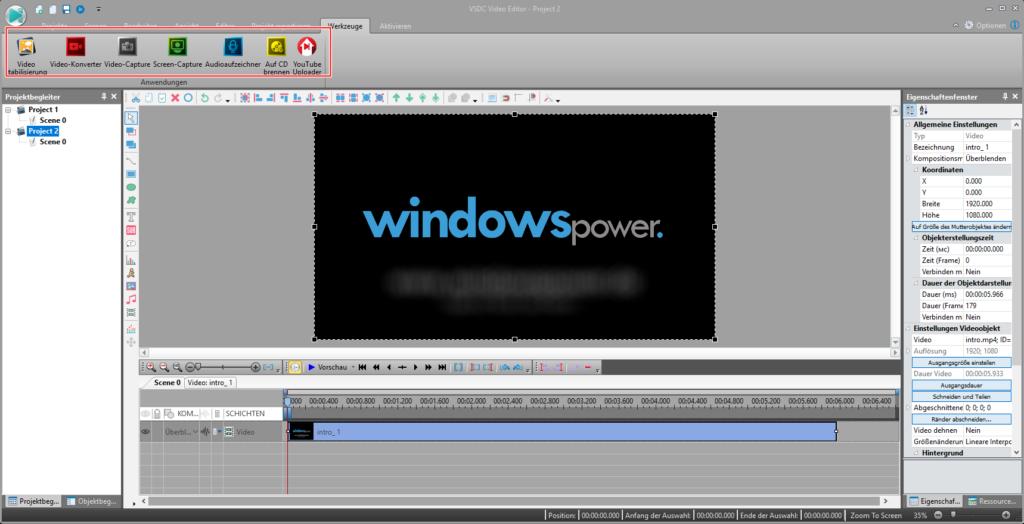 4 1024x524 - VDSC Multi Video Editor Multi Tool - Wir verlosen 5 Lizenzen