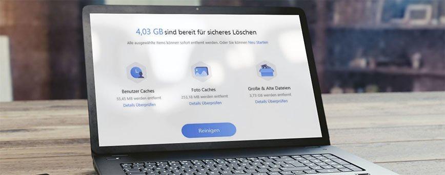 phoneclean iphone 868x343 - PhoneClean – Reinigungs-Tool für iPhone & iPad – wir verlosen 5 Lizenzen