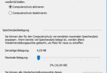 Photo of Windows 10 Computerschutz deaktivieren