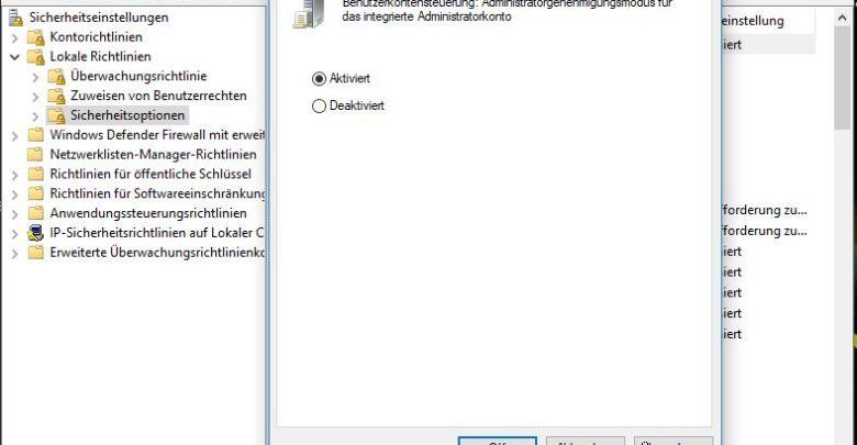 unbenannt 780x405 - Windows 10 Super Administrator Konto aktivieren