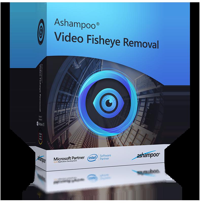 box ashampoo video fisheye removal 800x800 - Ashampoo® Video Fisheye Removal - Wir verlosen 5 Lizenzen