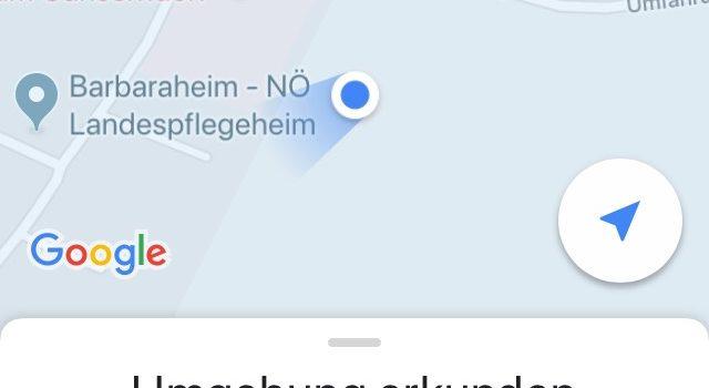 google 640x350 - Google Maps demnächst mit Blitzer Warnung