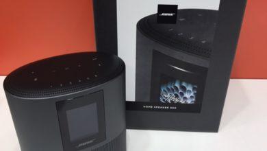 img 7063 390x220 - Bose Home Speaker 500