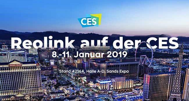 news reolink auf der ces 2019 650x350 - CES 2019: Reolink präsentiert Kabellose Sicherheitskamera-Neuheiten