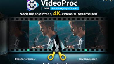 videoproc gopro de 390x220 - Mit VideoProc 4K Videos bearbeiten und umwandeln - so einfach & umfassend wie noch nie
