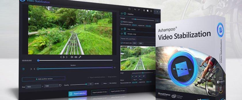 3 1 840x350 - Ashampoo Video Stabilization - Verwackelte Videos stabilisieren - wir verlosen 5 Lizenzen