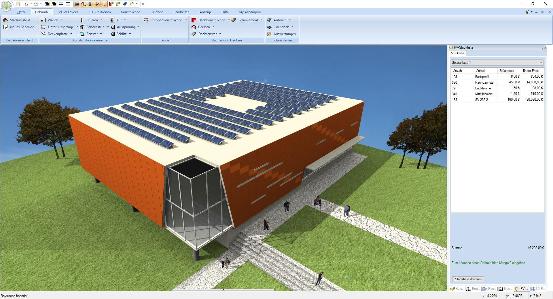 3 - Ashampoo 3D CAD Professional 7 erschienen