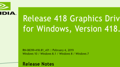 41881 390x220 - Nvidia-GeForce-Treiber Version 418.81 für Windows erschienen