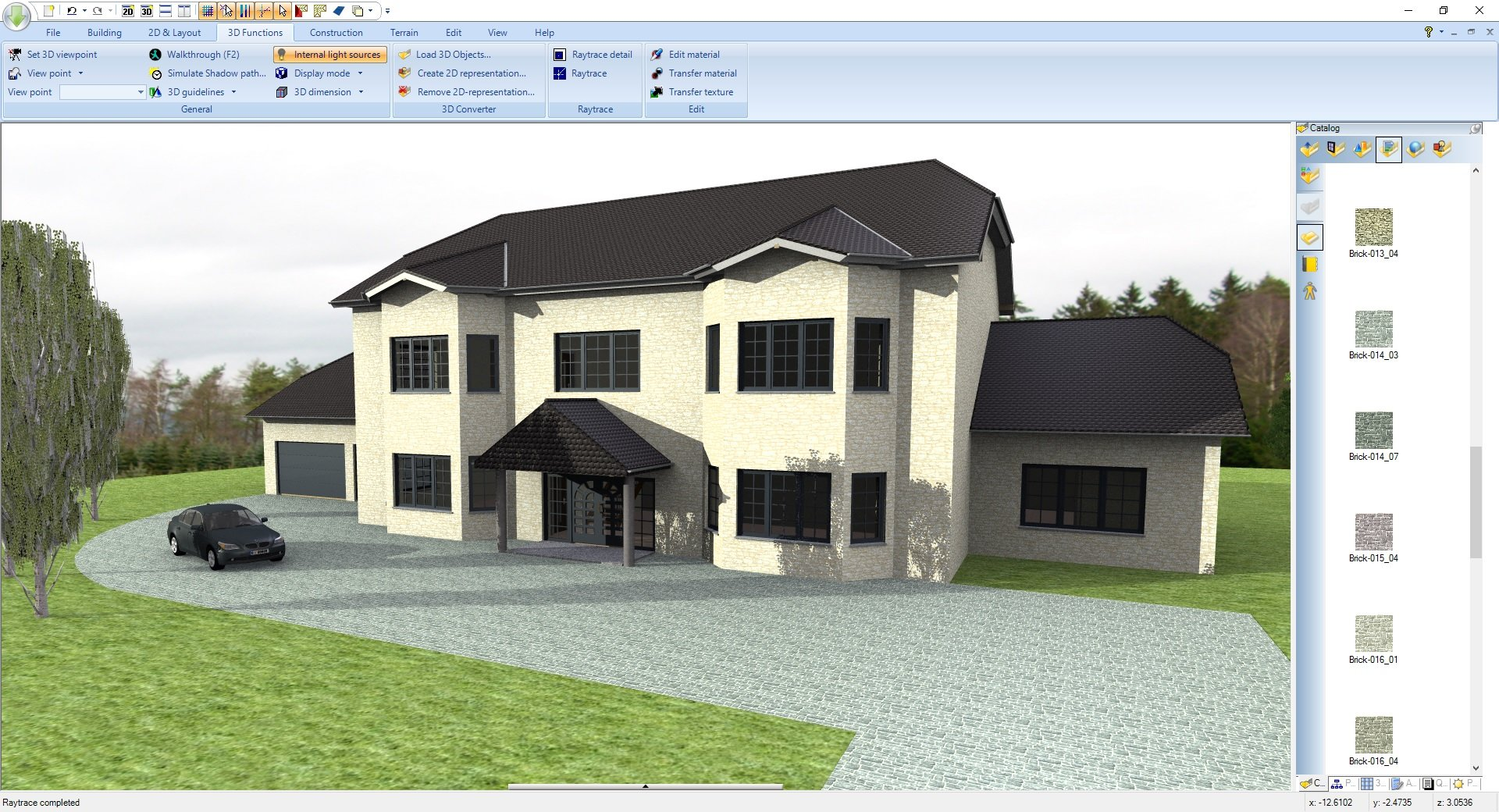 fassade - Ashampoo® Home Design 5 - Wir verlosen 5 Lizenzen