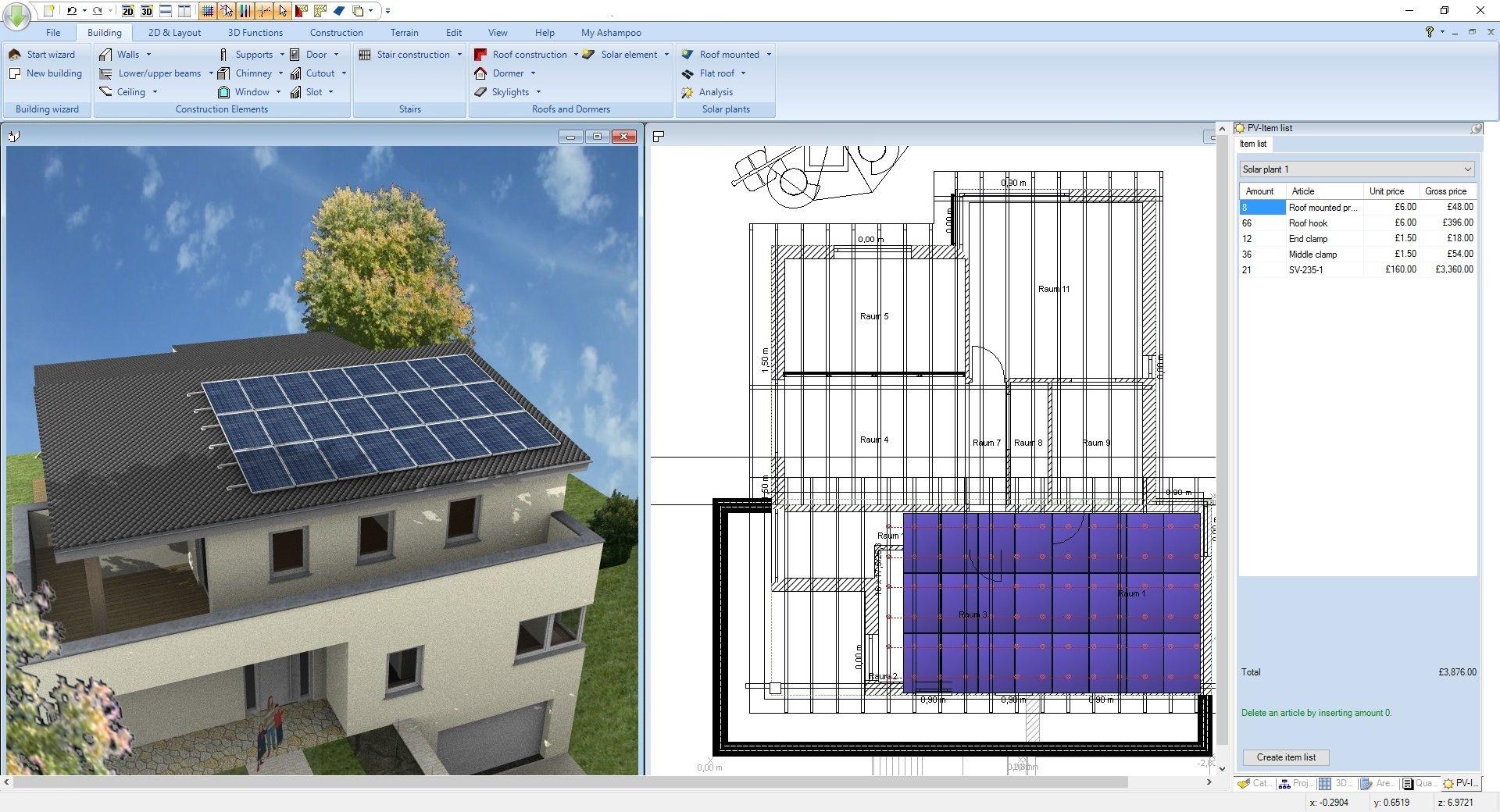 solar - Ashampoo® Home Design 5 - Wir verlosen 5 Lizenzen