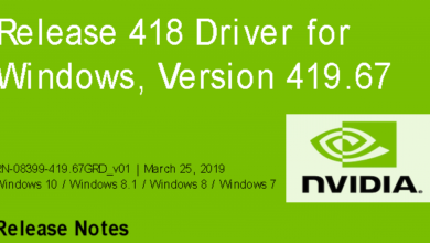 419.67 390x220 - Nvidia-GeForce-Treiber Version 419.67 für Windows erschienen