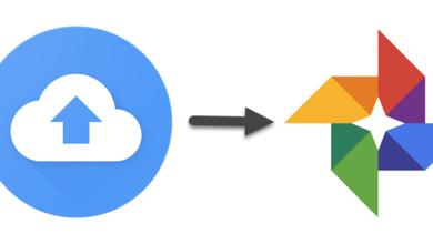 backup sync google fotos 390x220 - Google Fotos: Automatisch Fotos vom Desktop & Digitalkameras sichern