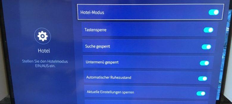 hotel 780x350 - Hisense ULED TV Hotel Mode aktivieren