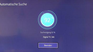 suchlauf 780x405 390x220 - Hisense H55U7A Erstinstallation