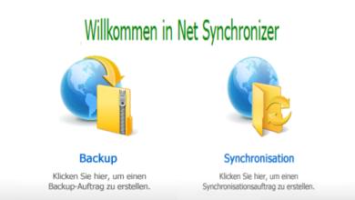 Bild von Net Synchronizer – Wir verlosen 15 Lizenzen