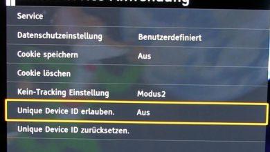 unbenannt 3 390x220 - Panasonic OLED TV Datenschutz & HbbTV Einstellungen