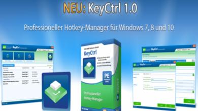 zwischenablage01 390x220 - Hotkey-Manager KeyCtrl – Wir verlosen 15 Lizenzen