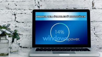 1 390x220 - Ordner zum Starmenü hinzufügen Windows 10