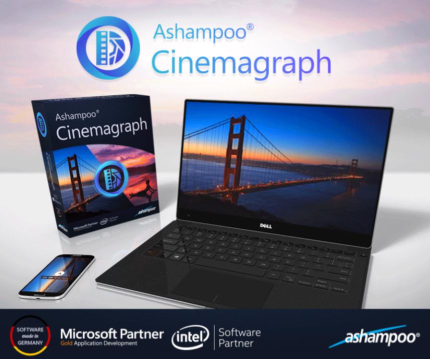 nur bild - Ashampoo® Cinemagraph - Wir verlosen 5 Lizenzen