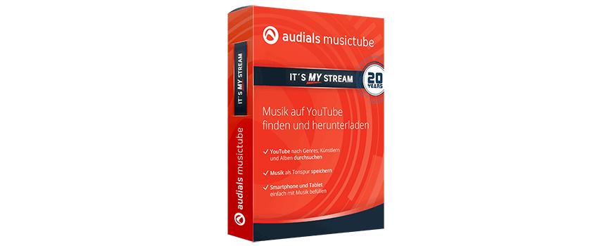 audials music tube 2019 - Audials Music Tube 2019 Kostenlos für 72 Stunden - Nur bei uns