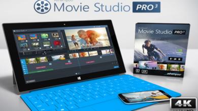 Bild von Ashampoo® Movie Studio Pro 3 – Wir verlosen  5 Lizenzen