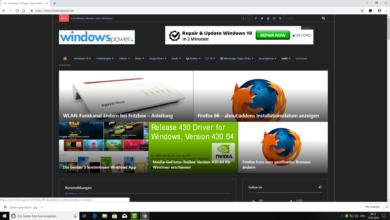 Bild von Google Chrome Dark Mode aktivieren