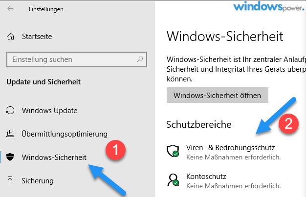 windows-sicherheit