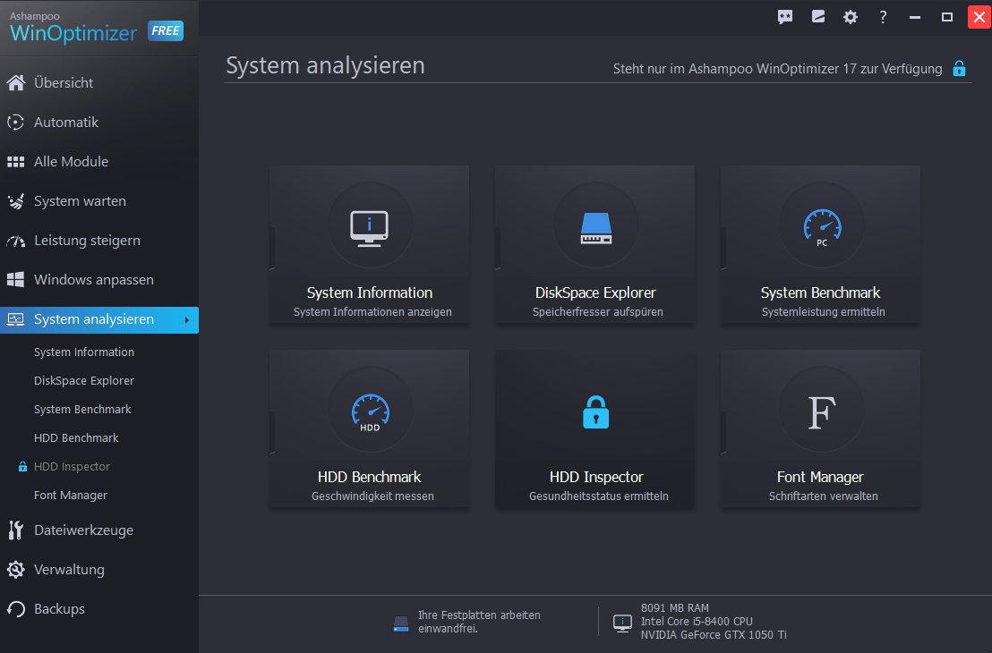 system analyze