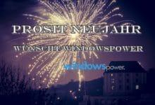 Photo of Prosit Neujahr wünscht das Windowspower Team