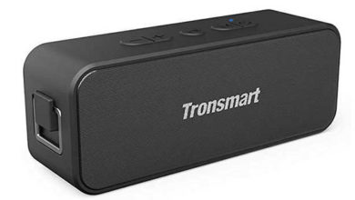 Bild von Tronsmart T2 Plus Bluetooth-Lautsprecher – Top Klang