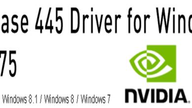 Photo of Nvidia-GeForce-Treiber Version 445.75 für Windows erschienen