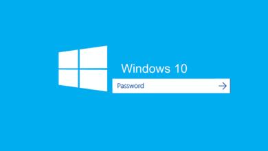 Bild von So können Sie in Windows 10 das Kennwort ändern