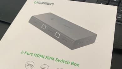 Bild von UGREEN KVM Switch HDMI 4 Port USB ausprobiert