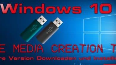 Bild von Windows 10 herunterladen & installieren – ohne Media Creation Tool