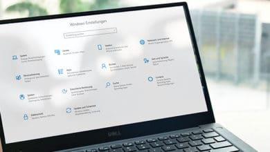 Bild von Einstellungen bei Windows 10 starten – alle Möglichkeiten