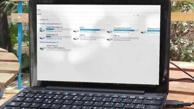 Bild von USB-Stick in mehrere Partitionen aufteilen mit Windows 10 – So geht's