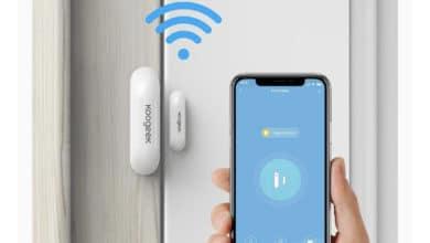 Bild von Koogeek WiFi Tür & Fenster Sensor für 12,99€ statt 17,99€ UPDATE