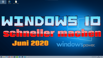Bild von Windows 10 schneller machen – Turbo zünden