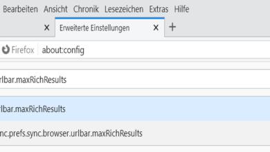 Bild von Firefox 79 – Wichtige Seiten mehr Einträge in der Adressleiste